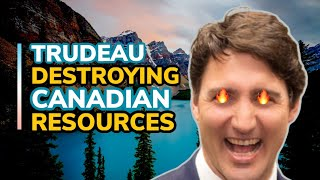 Download Has Trudeau Destroyed Canada's Resource Future? - Rex Murphy Video