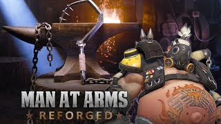 Download Roadhog's Chain Hook - Overwatch - MAN AT ARMS: REFORGED Video