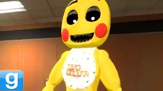 Download PLAYABLE ANIMATRONICS 2! - Gmod Five Nights At Freddy's 2 Pill Pack (Garry's Mod) Video