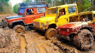 Download RC Trophy - mud diggers - визги и брызги :) Video