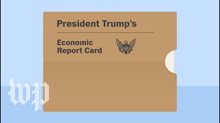 Download Trump's economic report card Video