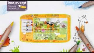 Download Bazgroszyt.pl - Rozwija wyobraźnię - spot kinowy lektor Video