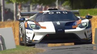 Download The Ford GT MK II - Winning Supercar Shootout run at Goodwood FOS 2019 Video