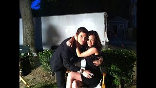 Download IAN HARDING AND LUCY HALE VERY CUTE MOMENTS Video