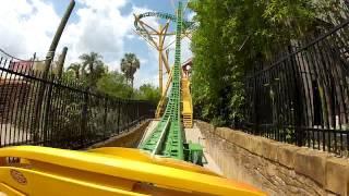 Download Nova montanha russa - Busch Gardens - Cheetah Hunt - Renan e Solange - Lama Racing Video