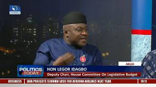 Download NASS Not Satisfied With 2018 Budget Implementation - Lawmaker |Politics Today| Video