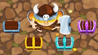 Download Unlocked Epic Loot and Magical Chests in Minigiants.io Video