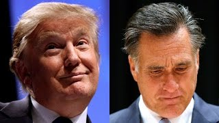Download Trump Was Right: Mitt Romney ″Dropped To His Knees″ Video