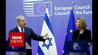 Download Jerusalem: Netanyahu expects EU to follow US recognition - BBC News Video
