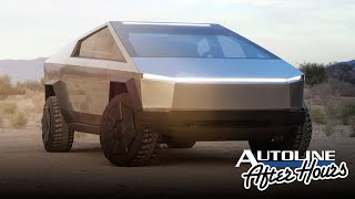 Download Deconstructing The Tooling Cost on Tesla's Cybertruck - Autoline After Hours 492 Video