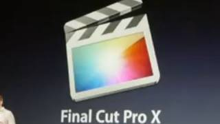 Download Final Cut Pro X NEW FEATURES & Impressions Video