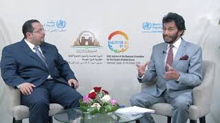 Download RC65 | Interview with Dr Fawaz Al-Refaee, Assistant Undersecretary for Medical Service Affairs Video