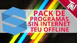 Download Pack de programas para después de formatear PC | TEU SoftPack Video