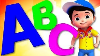 Download ABC Song | Junior Squad Cartoons | Nursery Rhymes For Children | Kids TV Video