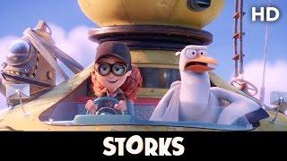 Download Storks (2016) Surprise Clip [HD] Video