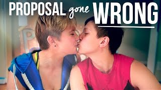 Download PROPOSAL GONE WRONG. Video