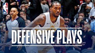 Download Kawhi Leonard's Best Defensive Plays! | 2018-19 NBA Regular Season & Playoffs Video