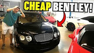 Download I Bought The Cheapest Bentley Flying Spur In The USA!! Video