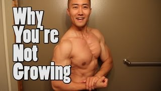 Download #1 Reason Why You're Not Gaining Muscle or Strength Video