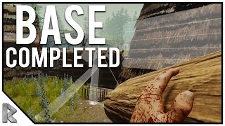 Download Base Completed! - The Forest Multiplayer w/ Vuxxy #2 (Season 2) Video