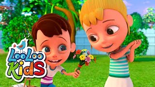 Download A-Tisket, A-Tasket - THE BEST Educational Songs for Children | LooLoo Kids Video