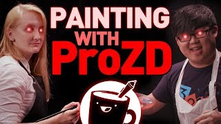 Download ProZD Learns How to Paint (CURSED VIDEO) Video
