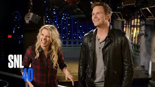 Download SNL Promo: Chris Pratt Video