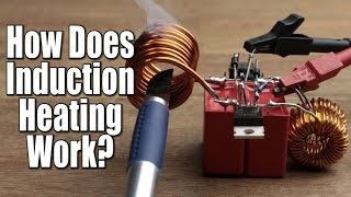 Download How does Induction Heating Work? || DIY Induction Heater Circuit Video
