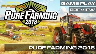 Download Pure Farming 2018 - GAME PRESS PLAY Video