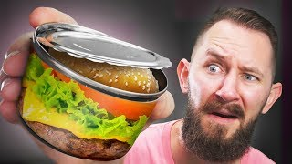 Download 10 Food Products that SHOULDN'T be Canned! Video