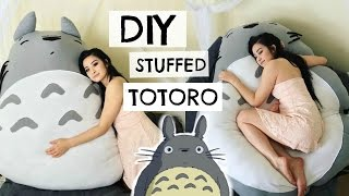 Download DIY TOTORO PLUSHIE | sew&tell Video
