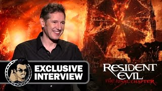 Download Paul W.S. Anderson Exclusive RESIDENT EVIL: THE FINAL CHAPTER Interview (JoBlo) Video