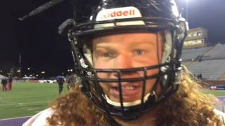 Download Isaac Buell reflects on loss in 4A title game Video
