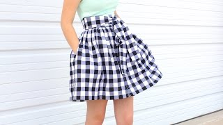 Download How to sew Pockets into a skirt or dress Video