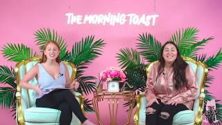 Download The Morning Toast with Golnesa ″GG″ Gharachedaghi, Wednesday, August 8, 2018 Video