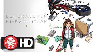 Download Eureka Seven Hi-Evolution - Official Trailer Video