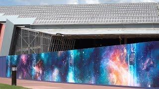 Download INSIDE Walt Disney World - Episode 13: Guardians of The Galaxy construction update Video