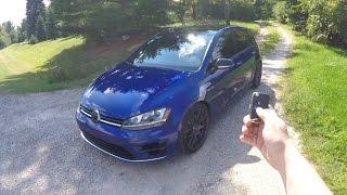Download APR Stage 2 Golf-R POV Video