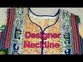 Download Sew Designer neckline with piping / Front & Back Neck Piping Video