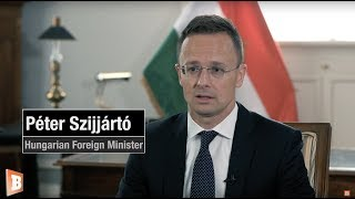 Download 'Migration Is Not a Fundamental Human Right' - Breitbart Interviews Hungarian FM Péter Szijjártó Video