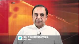 Download Internet HINDUS: Subramanian Swamy on Al Jazeera with Sagarika Ghost Video