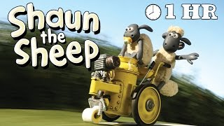 Download Shaun the Sheep - Season 2 - Episode 01 -10 [1HOUR] Video