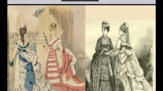 Download Women's fashions year by year: 1795 to 1948 Video
