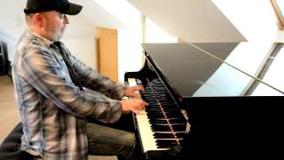 Download K. Jarrett - ″Over The Rainbow″ (transcribed & perf. by Uwe Karcher) Video