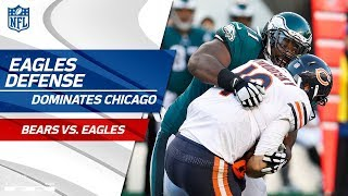 Download Chicago Offense Can't Get Anything Going vs. Philly Defense! | Bears vs. Eagles | Wk 12 Player HLs Video