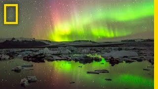 Download Stunning Time-Lapse Video: Elemental Iceland | National Geographic Video