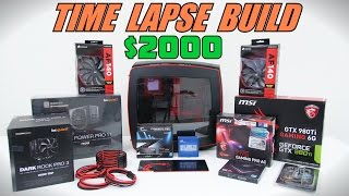 Download $2000 Gaming PC - Time Lapse Build Video