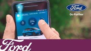 Download FordPass - Comment utiliser les fonctionnalités à distance avec FordPass Connect | Ford FR Video