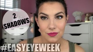Download Easy Eye Week! 2-Shadow Look Video