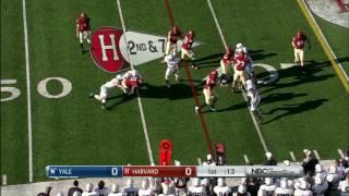 Download Recap: Harvard Football vs. Yale - Nov. 19, 2016 Video